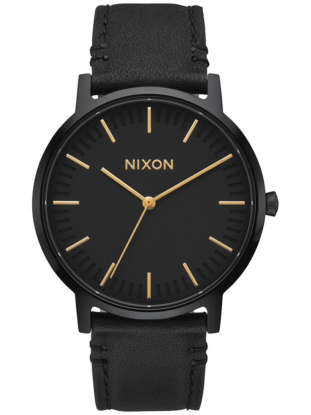 The Porter Leather Montre