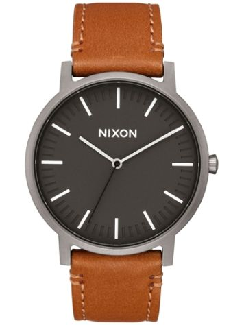Nixon The Porter Leather Reloj