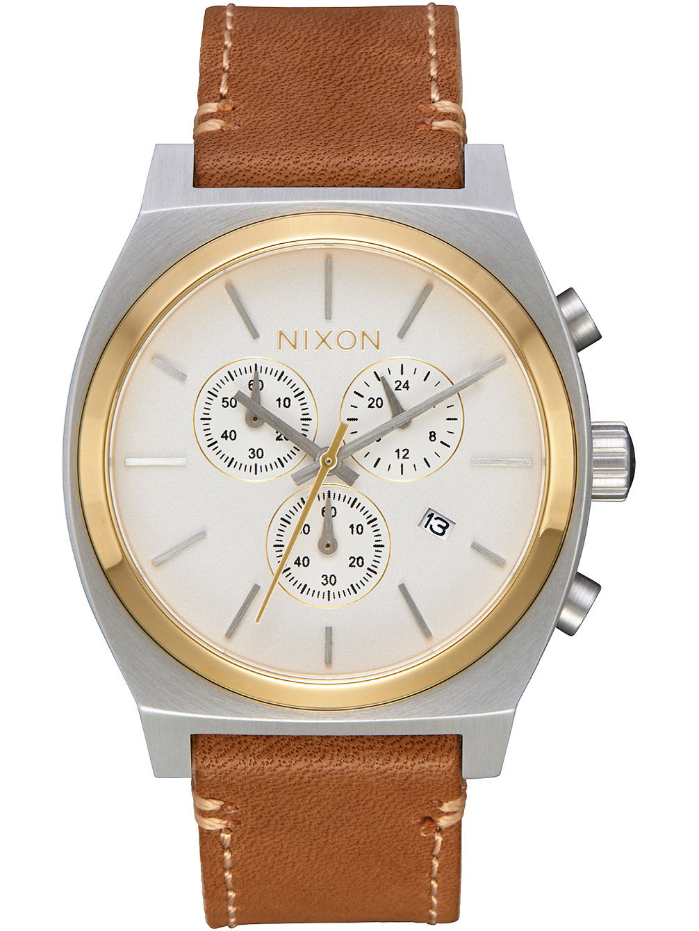 The Time Teller Chrono Leather