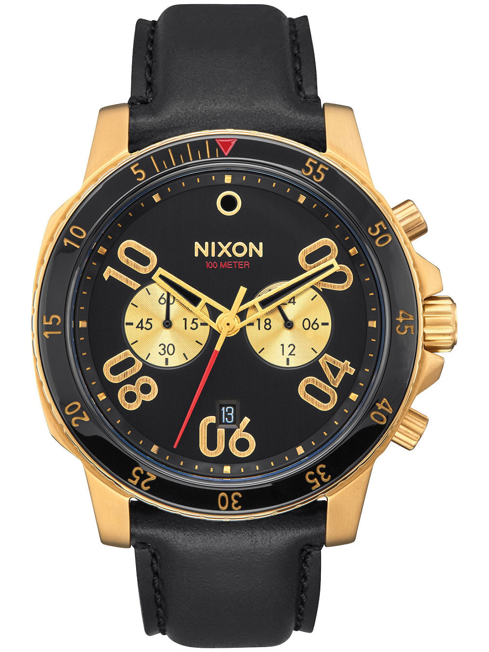 The Ranger Chrono Leather