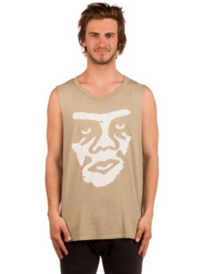 Obey The Creeper Tank Top clay Gr. XL