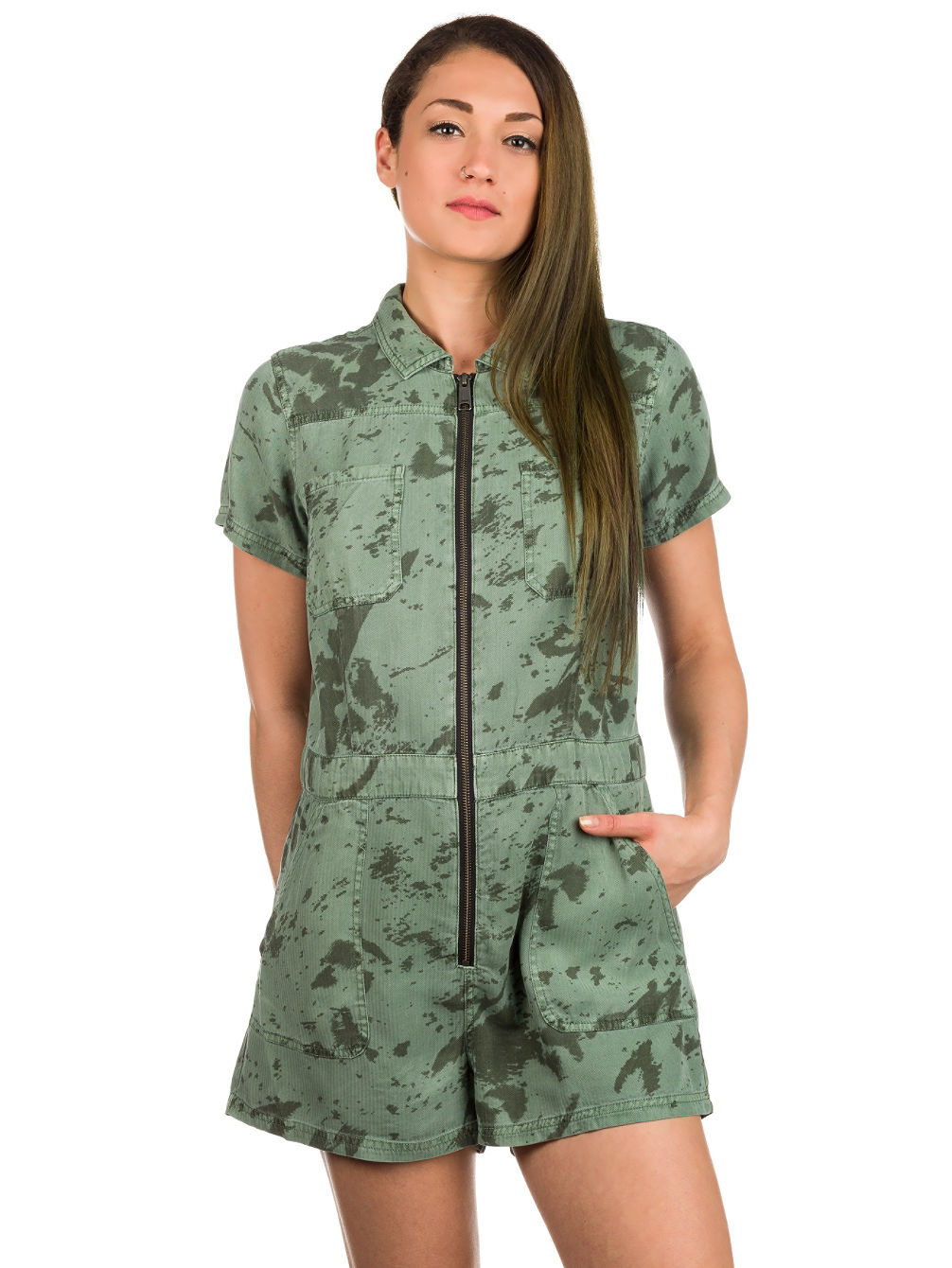 Charlie Romper Overall