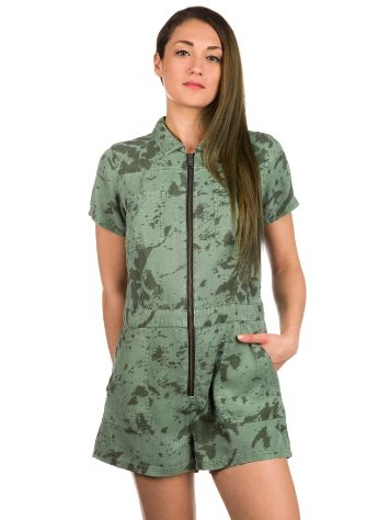 Obey Charlie Romper Jumpsuit