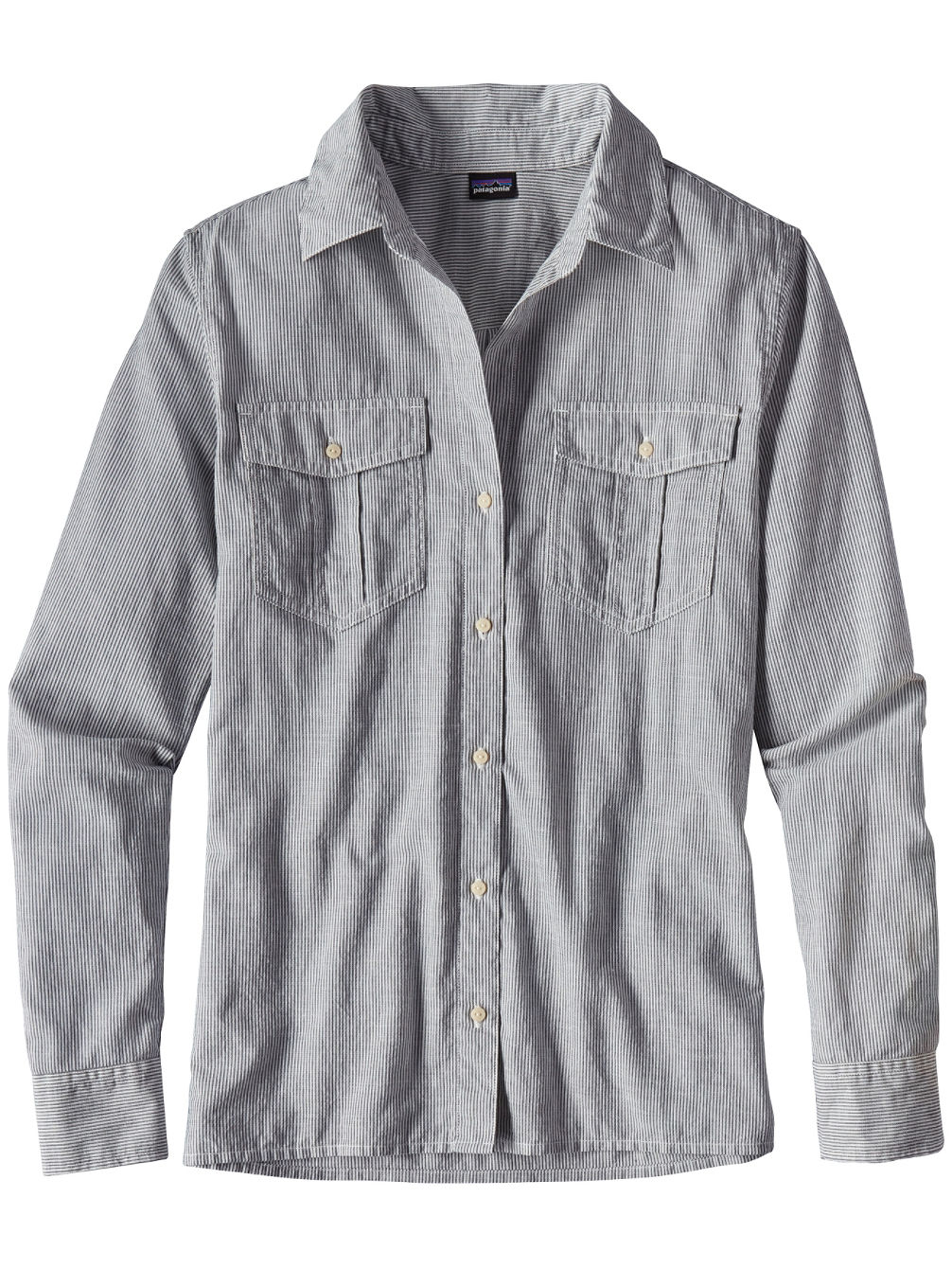 Lw A/C Buttondown Shirt LS