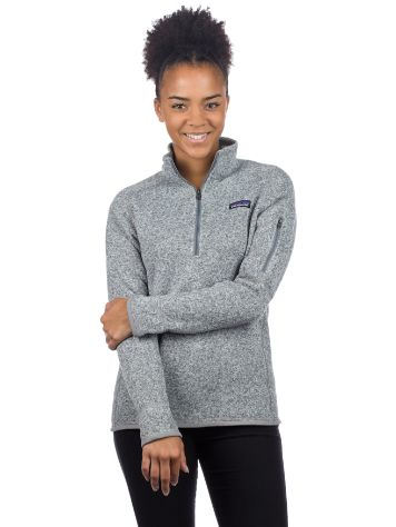 Patagonia Better Sweater 1/4 Zip Sweater