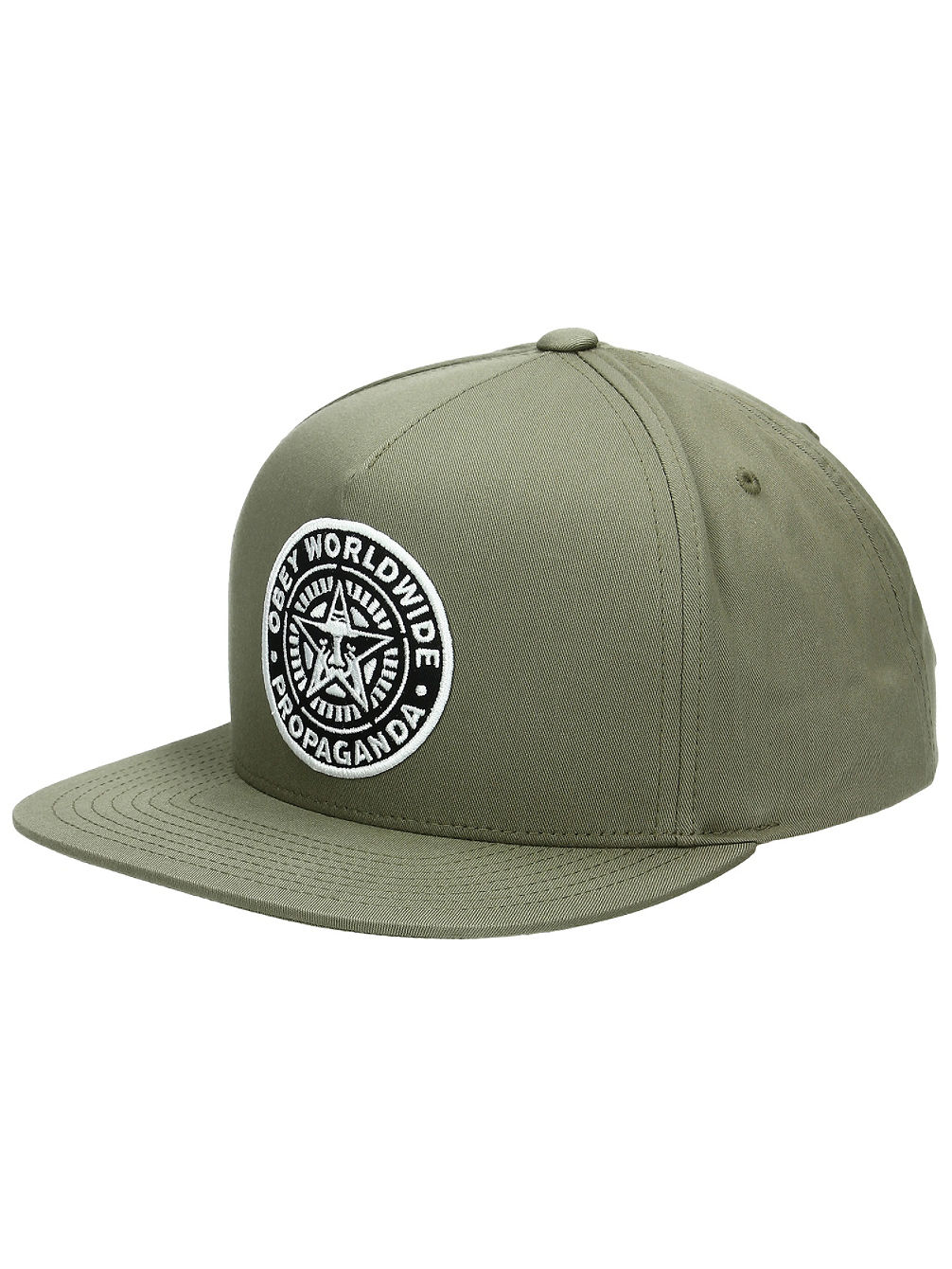 0f21fc4db8887 Buy Obey Classic Patch Snapback Cap online at Blue Tomato