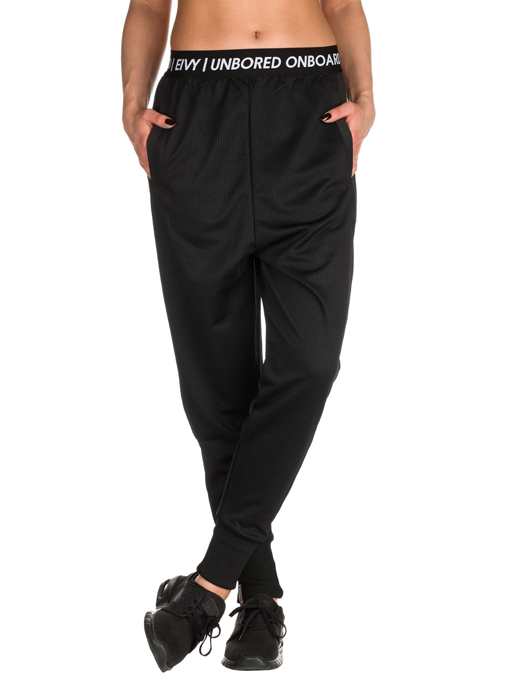 Harlem Training Mesh Jogging Pants