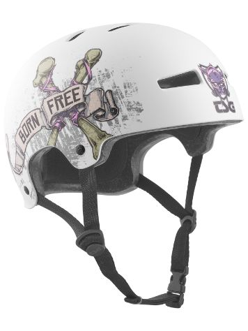 TSG Evolution Art Design Goldbeck Skate Helm