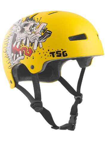 TSG Evolution Graphic Skate Helmet Youth Youth