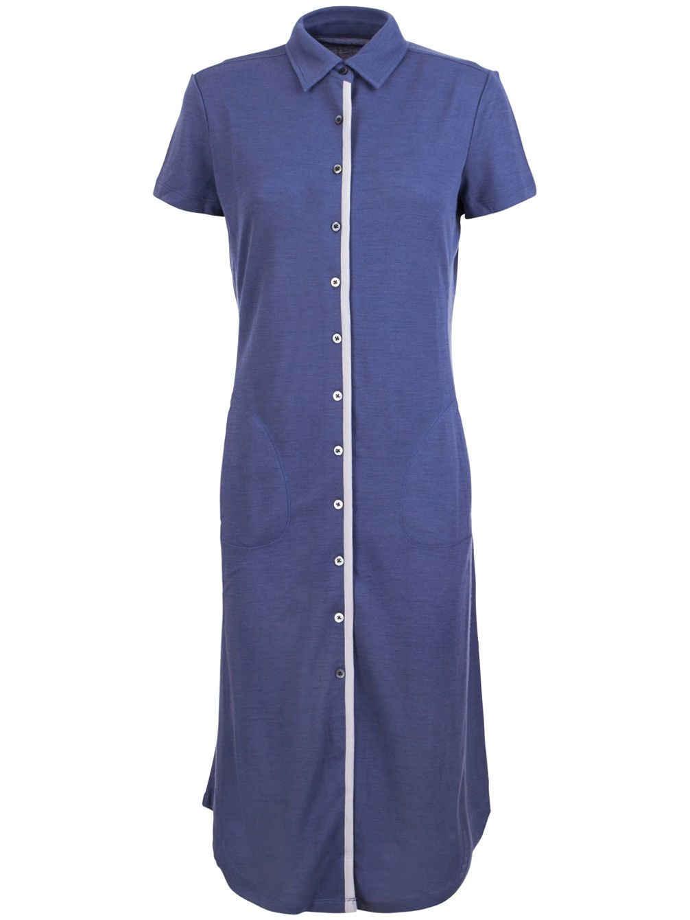 Waterfront Piquet Dress