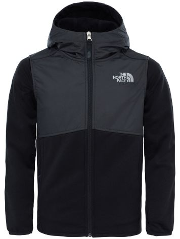 THE NORTH FACE Kickin It Hooded Jersey polar niños