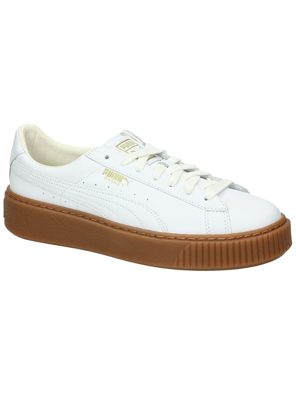 Buy Puma Basket Platform Core Sneakers Women online at blue-tomato.com 8105f3dbe