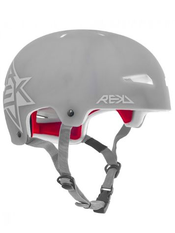 REKD Elite Icon Semi Transparent Skate Helm