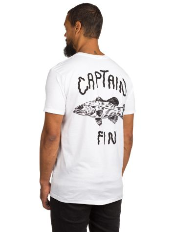 Captain Fin Water World Premium Pocket T-Shirt