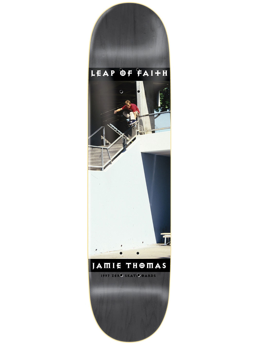 "Leap Of Faith 8.125"" Skate Deck"