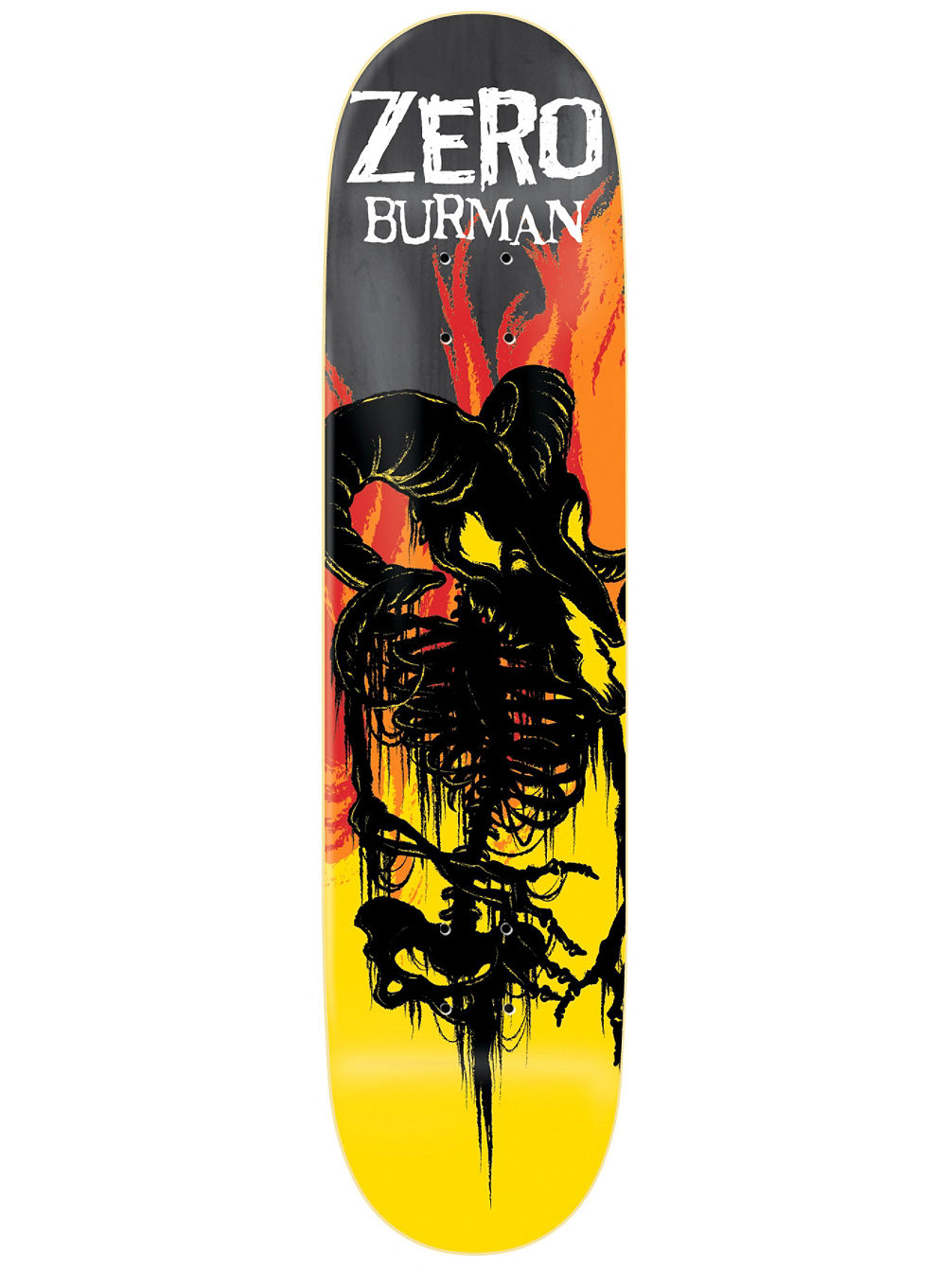"Burman From Hell Impact Light 8.25"" Skate De"