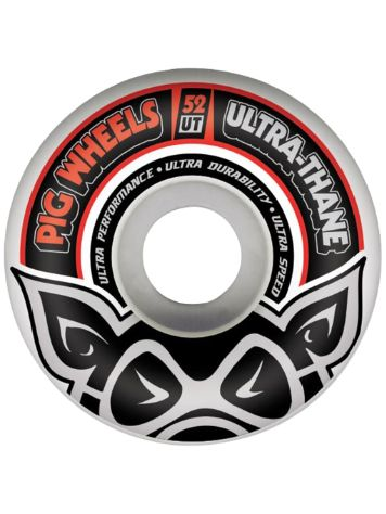 Pig Wheels Pro Line Ultrathane 52mm 101A Rollen