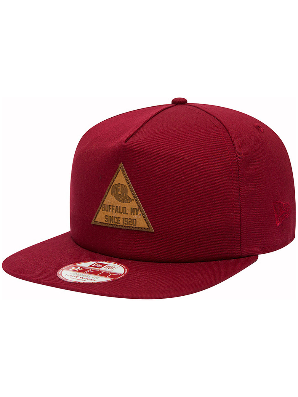 Tri Patch Snapback Cap