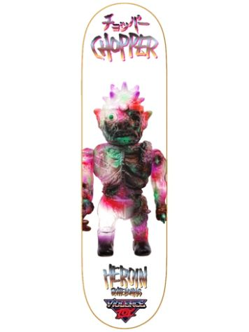 "Heroin Skateboards ence Toy 8.0"" Skate Deck"