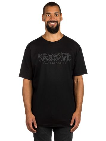 Krooked Krooked Eyes T-Shirt