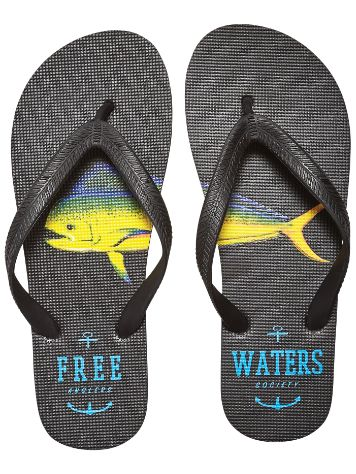 Freewaters Tommy Print Sandals