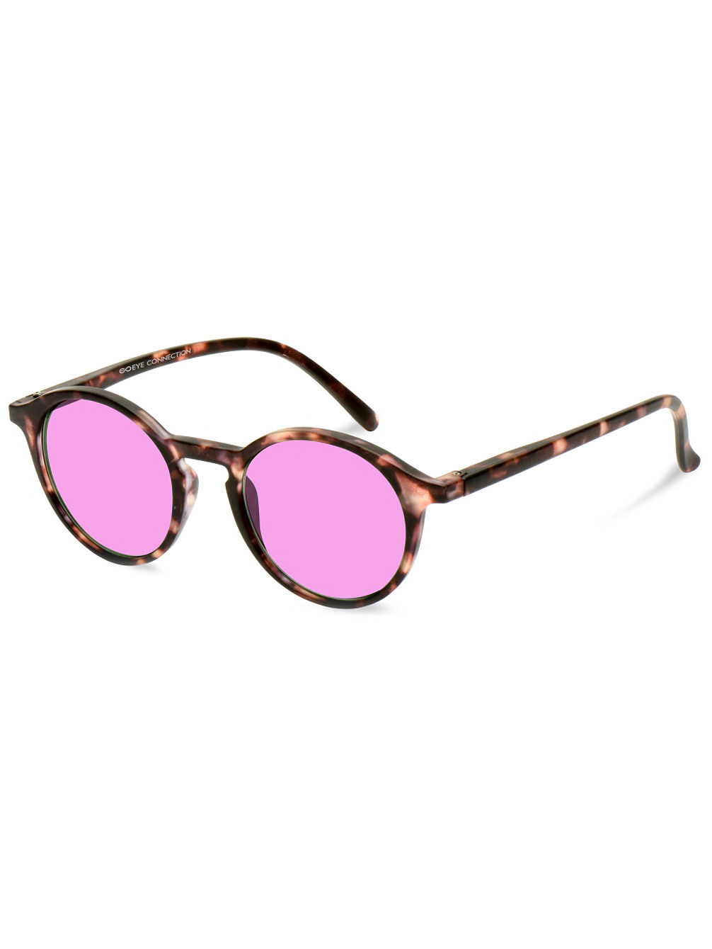 William Matt Tortoise Pink Sonnenbrille