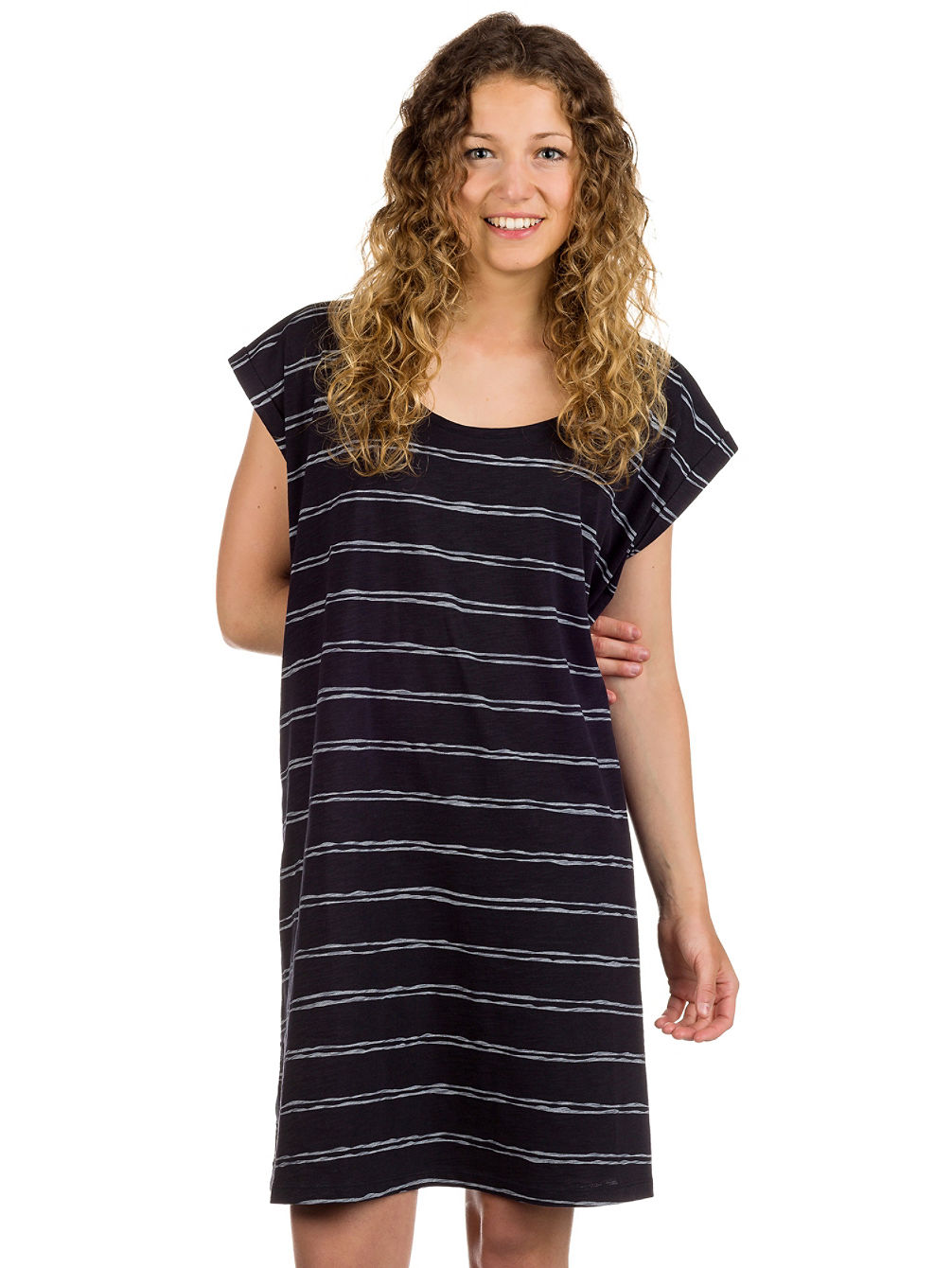 Sun Striped Kleid