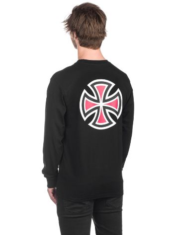 Independent Bar Cross Long Sleeve T-Shirt