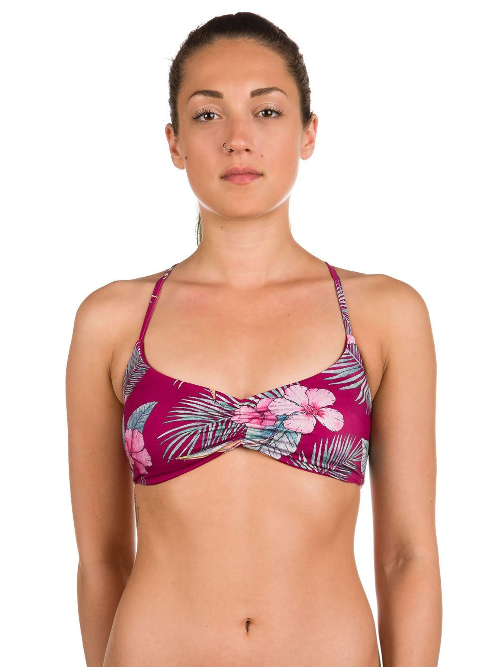 99095b71f174d Buy Billabong Crossback Mas Olas Bikini Top online at blue-tomato.com