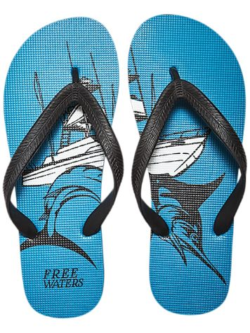 Freewaters Tommy Print Sandalen