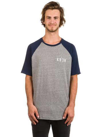 KR3W Lock Seal Raglan T-Shirt