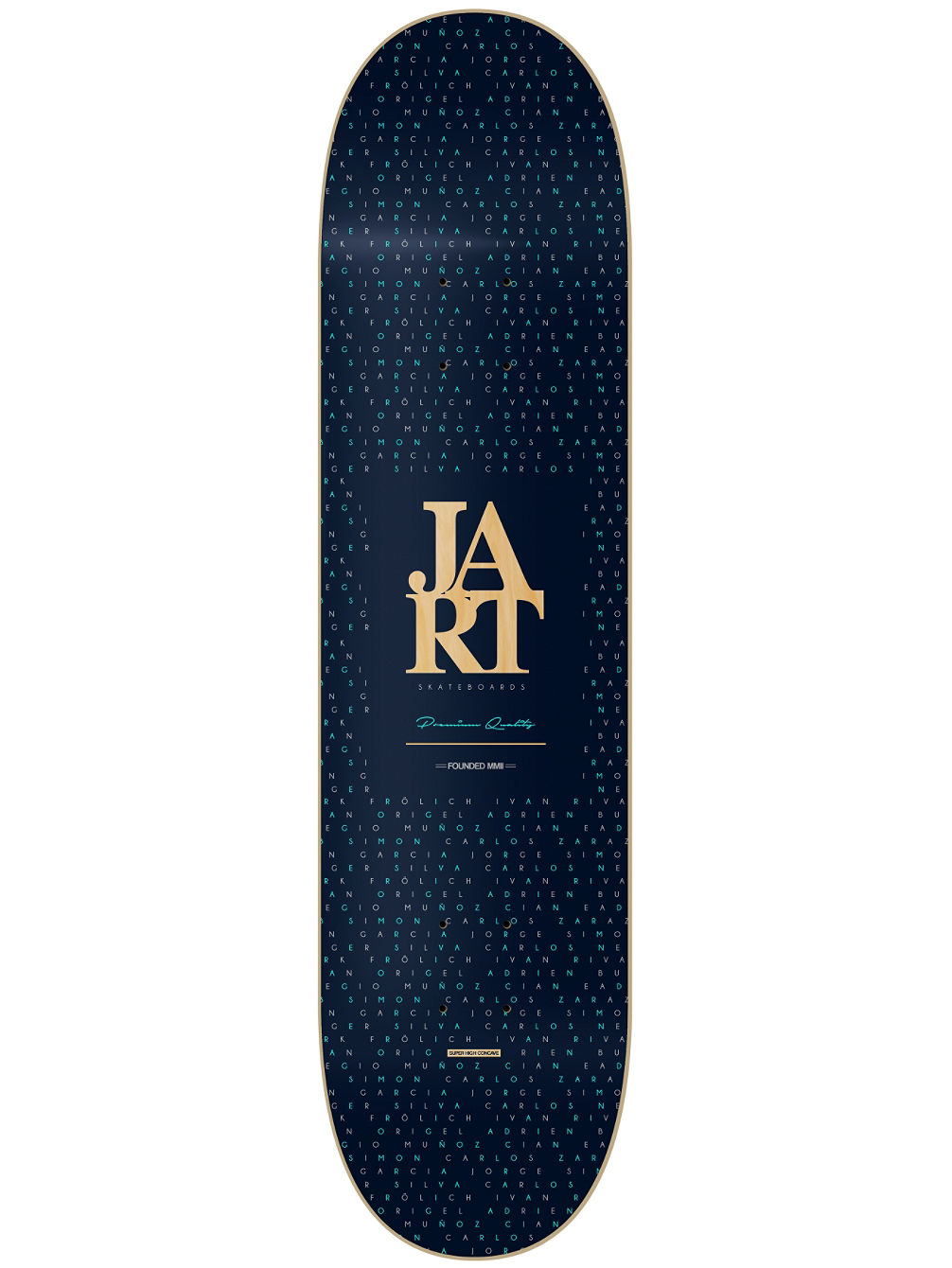 "Team 8.0"" MC Skate Deck"