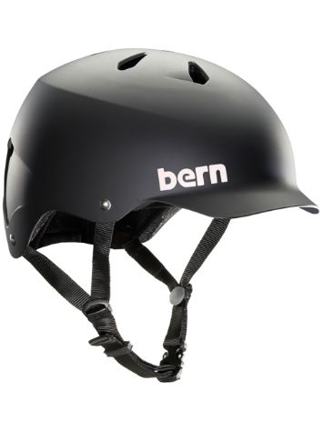 Bern Team Watts EPS Casque de Skateboard