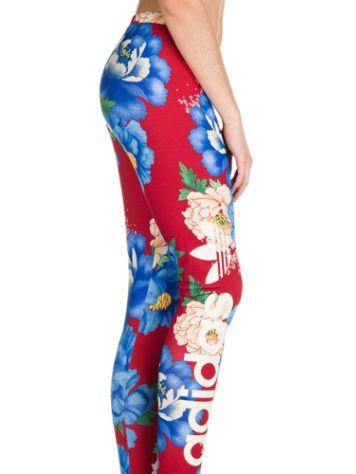 790870d8ede3d Buy adidas Originals Chita Oriental Linear Leggings online at Blue Tomato