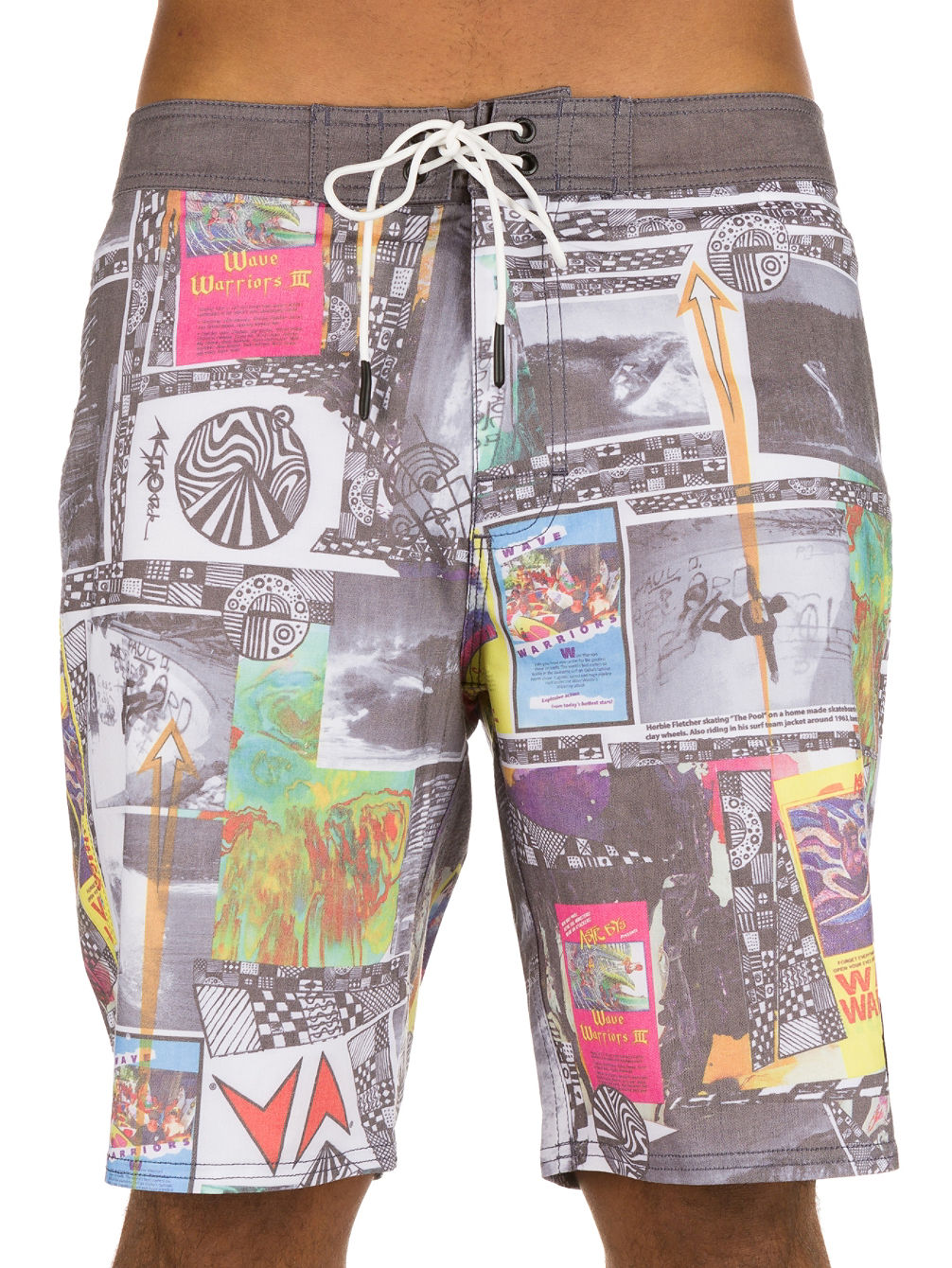 Wave Warrior Boardshorts