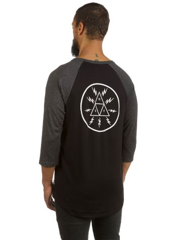 HUF Bolt Triangle Raglan T-Shirt LS