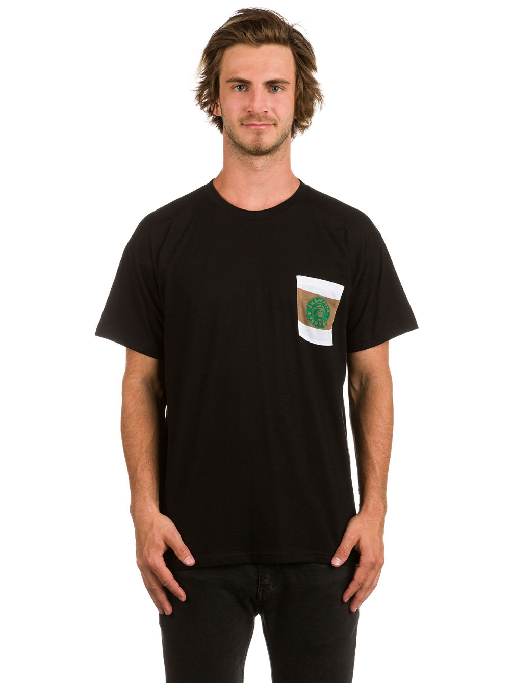 Everyday Pocket T-Shirt