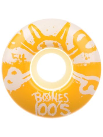 Bones Wheels 100'S Og #15 100A 54mm Rollen