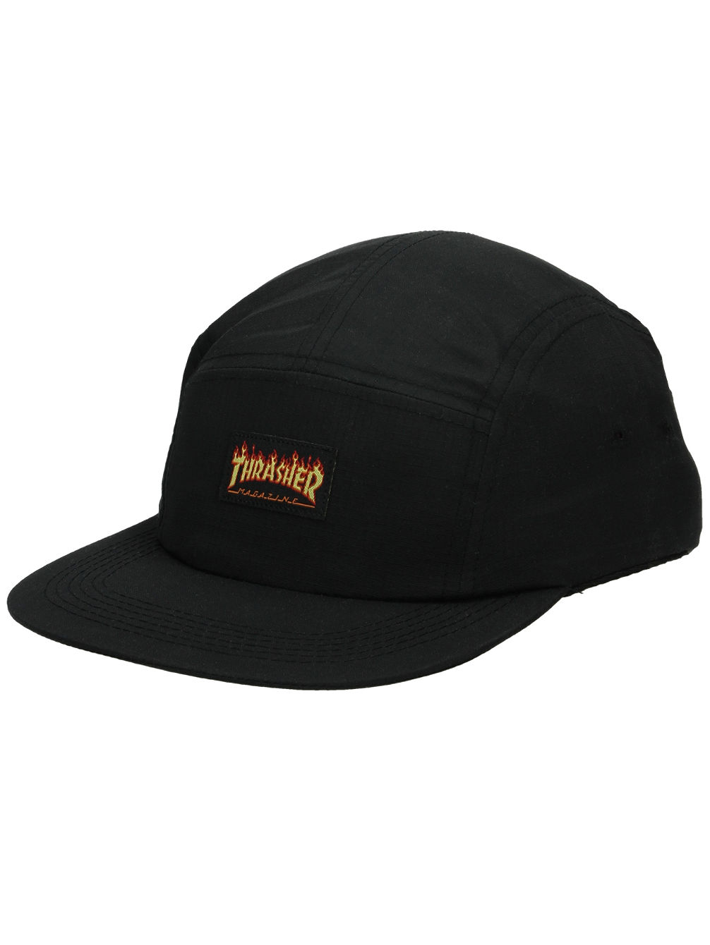 4e1d71ee2fa Buy Thrasher Flame Logo 5 Panel Cap online at Blue Tomato