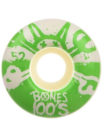 Bones Wheels 100'S Og #15 100A 52mm Wheels