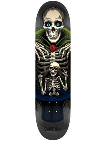 "Powell Peralta Charlie Blair Magician Popsicle 8.5"" Skate D"