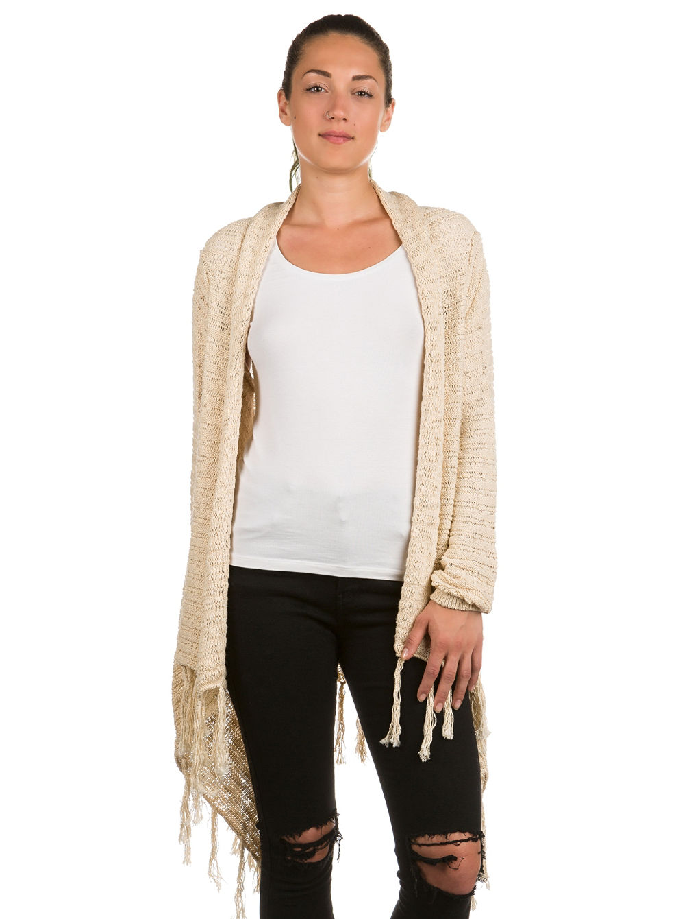 Kniitted Cover Up Cardigan