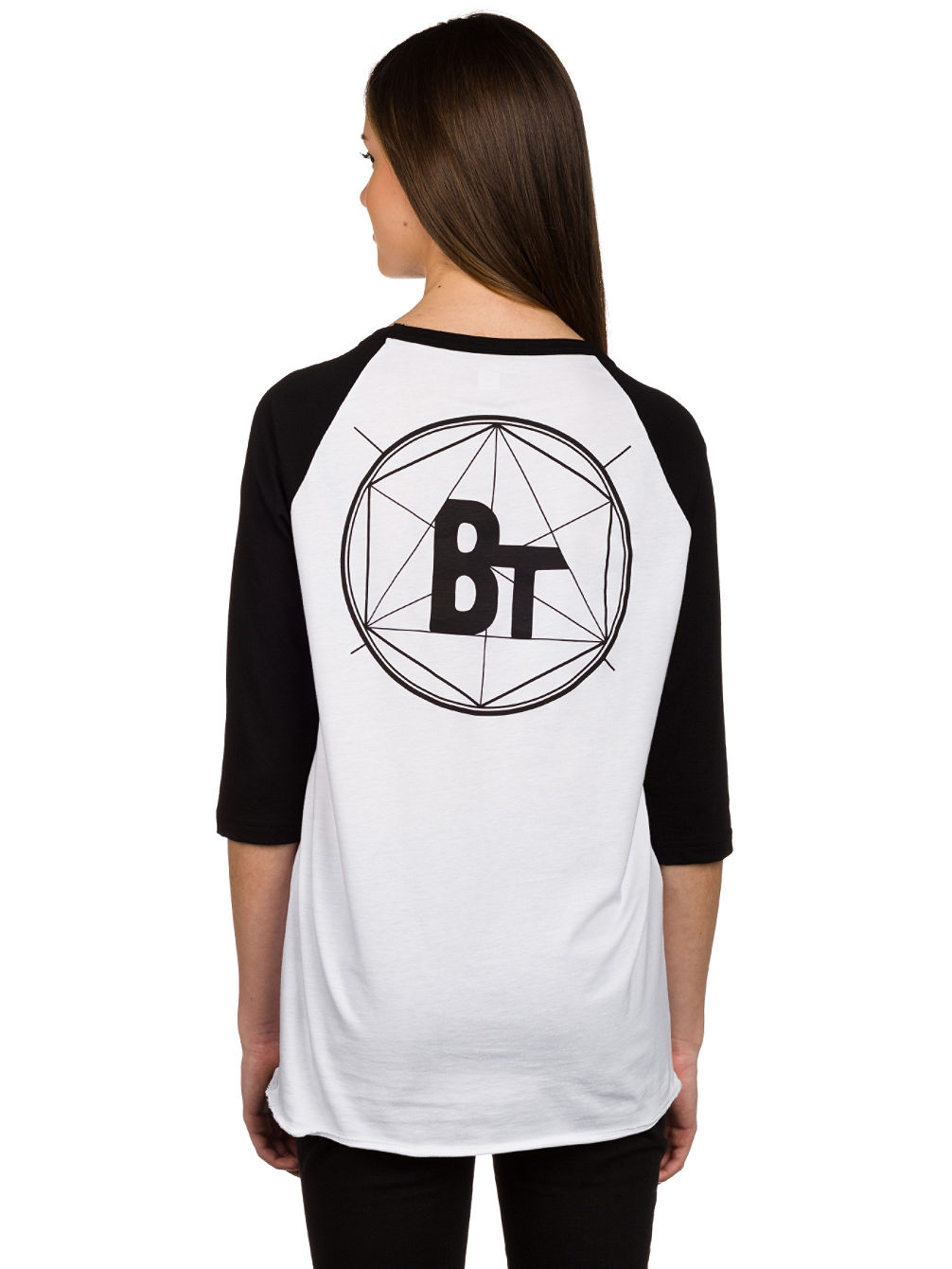 BT Backprint Raglan T-Shirt LS