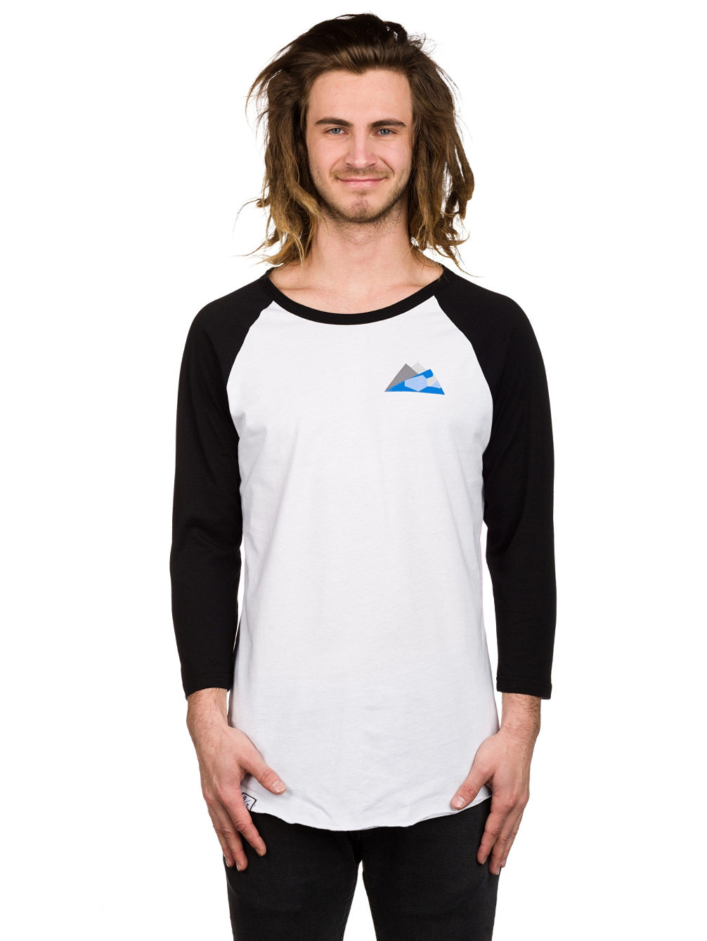 BT Graphic Mountain Raglan T-Shirt