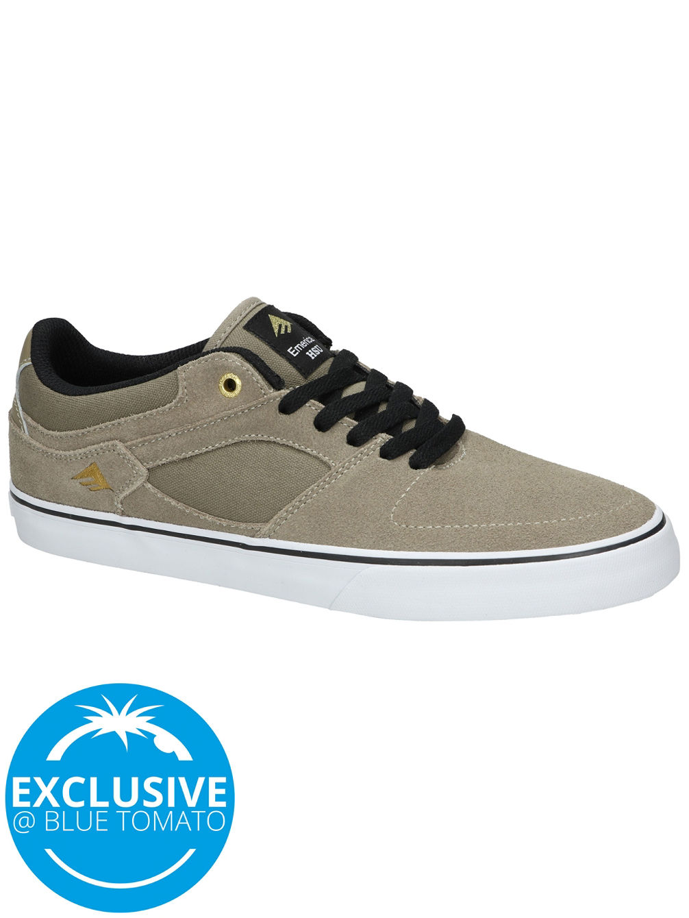 HSU Log Vulc SMU Skate Shoes
