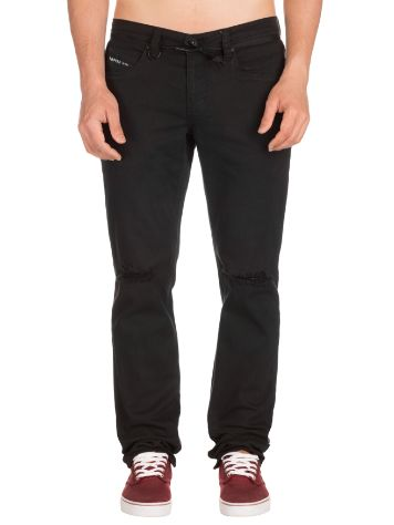 Empyre Skeletor Knee Slit Jeans