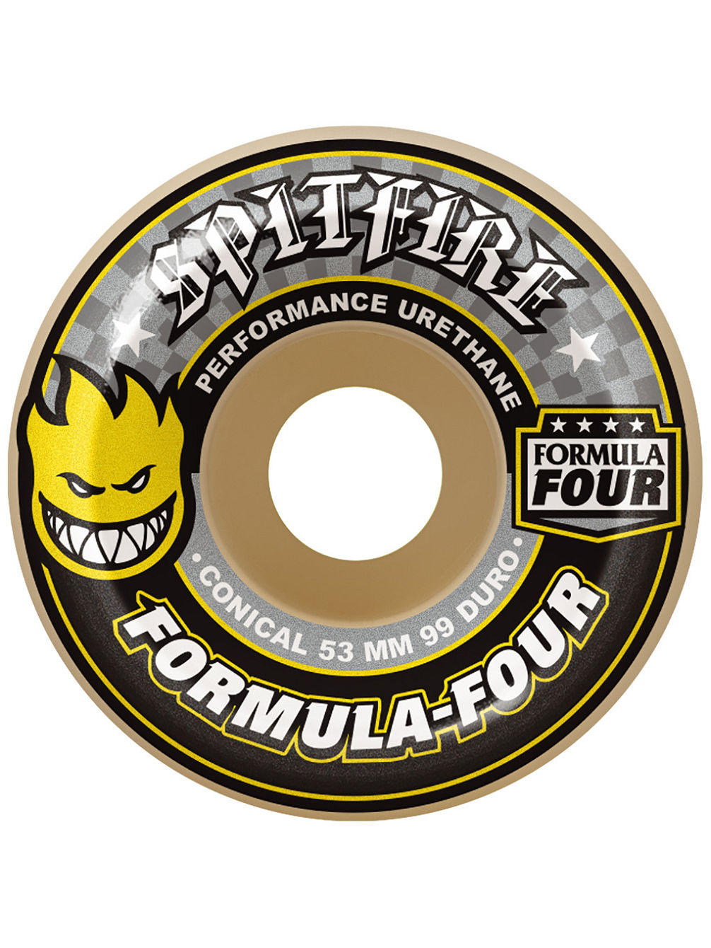 Formula Four 99D Conical II 52mm Roues