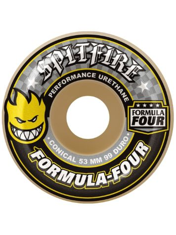 Spitfire Formula Four 99D Conical II 54mm Wheels