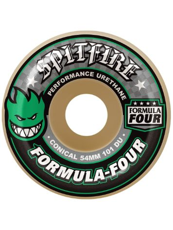 Spitfire Formula Four 101D Conical II 53mm Wheels