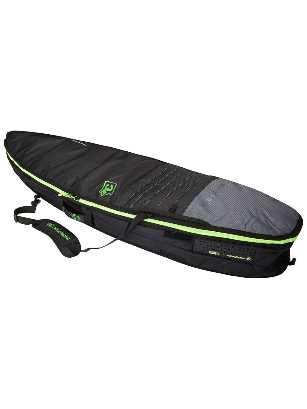 Shortboard Double Cover 6.3